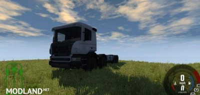 Scania 8×8 Heavy Utility Truck [0.6.0]